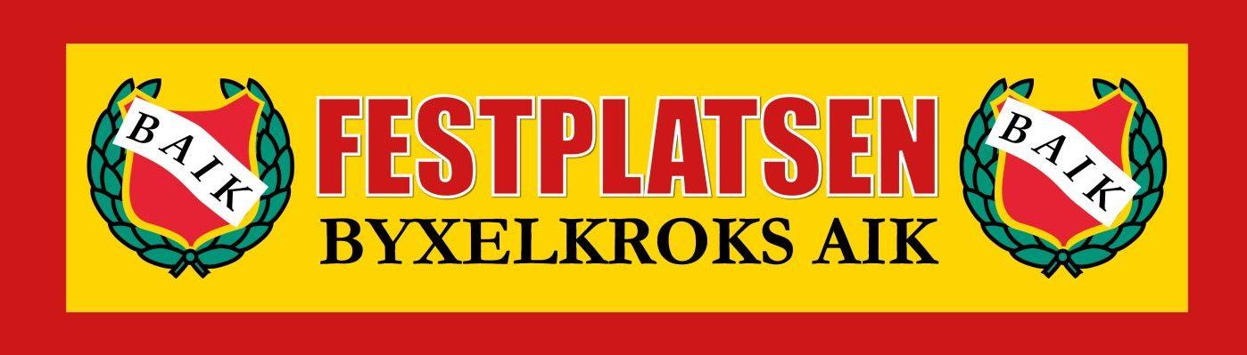 Festplatsen i Byxelkrok